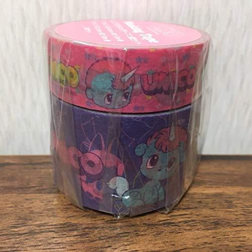 手塚治虫 ユニコ マスキングテープ セット パティズ チャオ