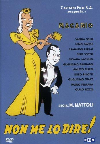Non Me Lo Dire! [Italian Edition]
