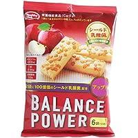 ヘルシークラブ バランスパワー アップル 6袋(12本)入 ハマダコンフェクト