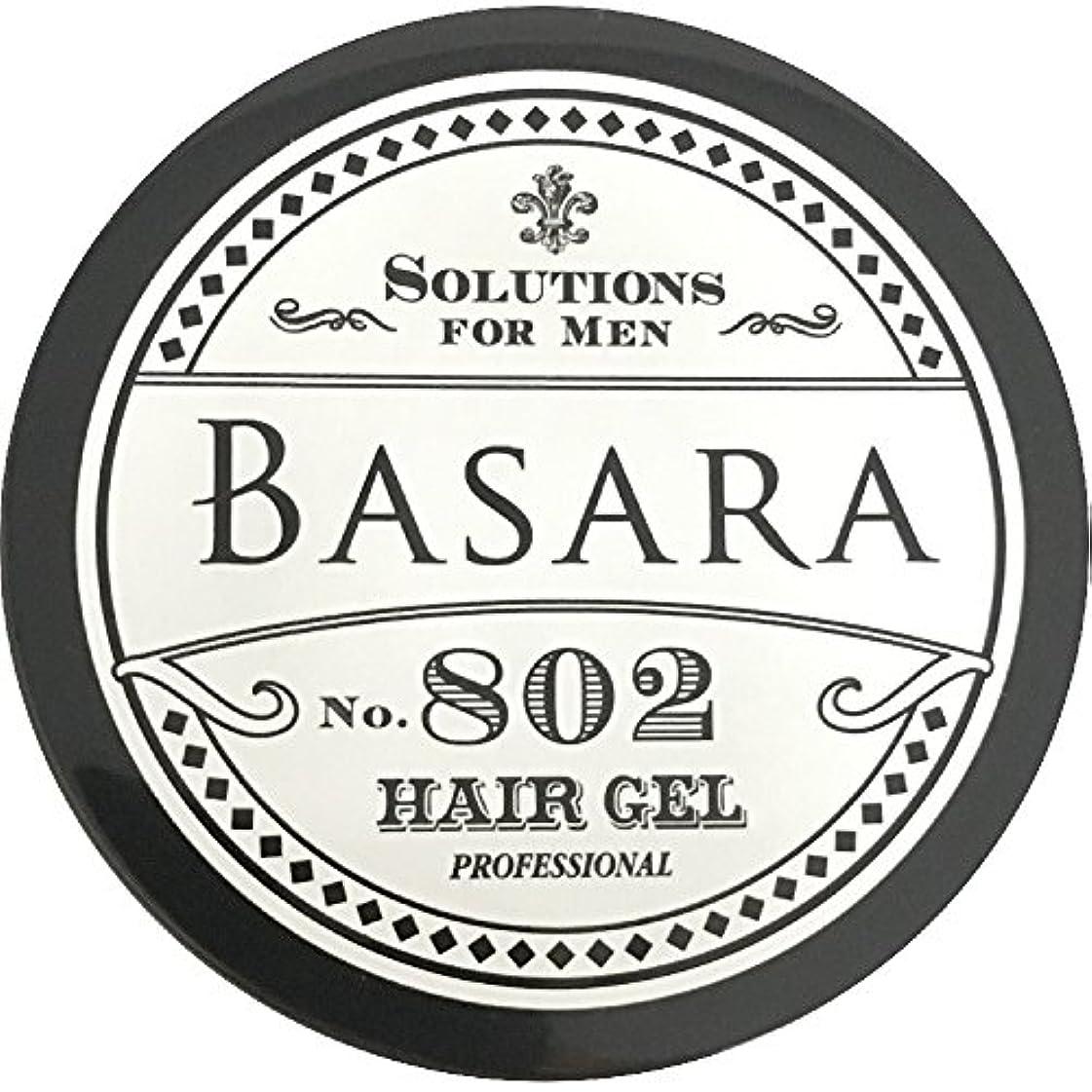 ストリップまぶしさ検出可能バサラ ハードジェル〔整髪料〕