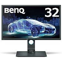 BenQ デザイナーズ モニター ディスプレイ PD3200U 32インチ/4K UHD/IPS/DisplayPort,miniDisplayPort,HDMI搭載/Dual view対応