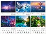 KAGAYA奇跡の風景CALENDAR 2020〜天空からの贈り物〜 (インプレスカレンダー2020) 画像