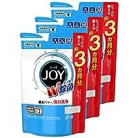 【まとめ買い】 ハイウォッシュ ジョイ 食洗機用洗剤 除菌 詰め替え 490g×3個