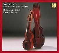 Haydn:  Baryton Octets