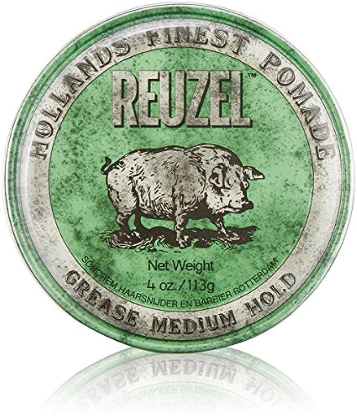 近代化するアマゾンジャングル谷MEDIUM HOLD GREASE ミディアムホールド グリーン 113g