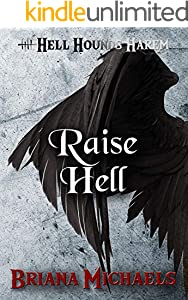 Raise Hell (Hell Hounds Harem Book 7) (English Edition)