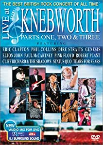 Live at Knebworth: Parts 1, 2 & 3 [DVD] [Import]
