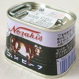 ノザキ Nozaki's コンビーフ 100g×4缶