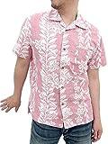 (ルーシャット)ROUSHATTE アロハシャツ 綿裏使い 20color LL レンガ