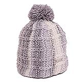 COLMAR(COLMAR) 16FW ユニセックスビーニー帽 (ニット帽子) 4819-1QX6C CL03 【16秋冬】 (クレイジー/FF/Men's)