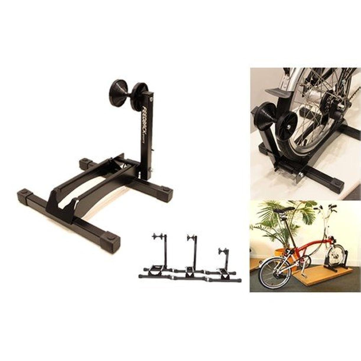 アカデミック女の子浜辺FEEDBACK SPORTS(フィードバックスポーツ) MINI RAKK BICYCLE STORAGE STAND ブラック