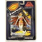 ガッチャマン 白鳥のジュン アクションフィギュア G-Force BATTLE OF THE PLANETS Princess