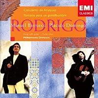 ロドリーゴ:アランフェス協奏曲、ある貴紳のための幻想曲 他