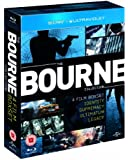 The Bourne Collection [Blu-ray][Import]