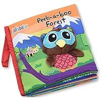 Akris Crinkle Cloth Books, Baby Soft Cloth Books, Handmade Educational Toys for Baby, Cloth Development Books