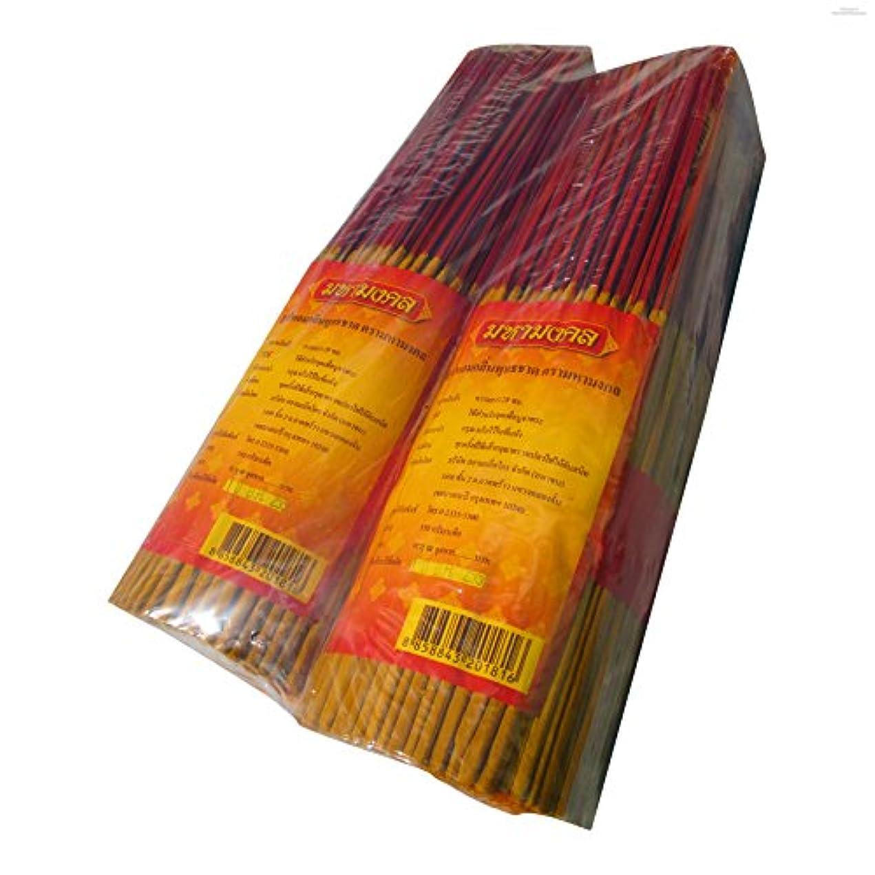植物の適応する虫フルFunk mahamongkhun Chinese Bhuddhist香りつきIncenseお香12