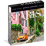 Paris Gallery 2020 Calendar