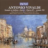 Violin Sonatas by A. Vivaldi (2009-01-13)