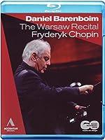 Warsaw Recital Daniel Barenboim [Blu-ray] [Import]