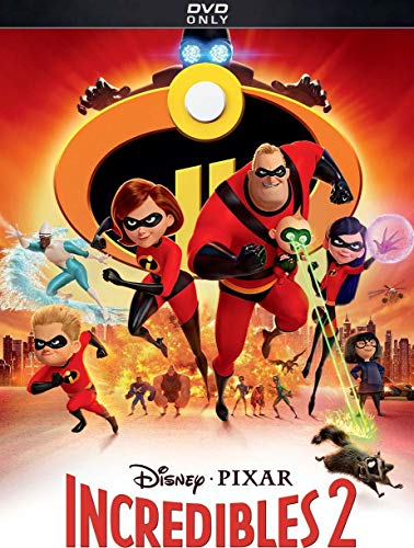 The Incredibles 2 [DVD]