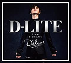 D-LITE(from BIGBANG)「Dress」のジャケット画像