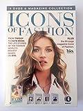 カルバンクライン icons of fashion by twiggy, giorgo armani, calvin klein, tom ford, naomi campbell kate moss