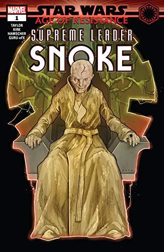 Star Wars: Age Of Resistance - Supreme Leader Snoke (2019) #1 (Star Wars: Age Of Resistance (2019)) (English Edition)