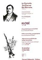 KLOSE - A la Portee du Jeune Clarinettiste Vol.7: Grandes Melodias (15) para 2 Clarinetes (Dangain)