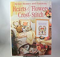 Better Homes and Gardens Hearts & Flowers Cross-Stitch