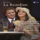 Puccini: La Rondine (The Metropolitan Opera Live in HD) [DVD] [Import]