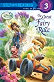 The Great Fairy Race (Step Into Reading Step 3)