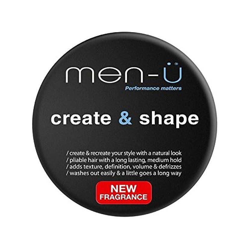 フィラデルフィアセクタ到着Men-? Create And Shape (100ml) - 男性-(100ミリリットル)を作成し、形状 [並行輸入品]