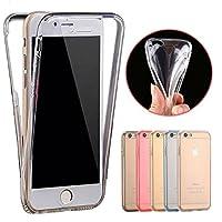 d67288545e ネコポス iPhoneX XS Max XR iPhone8 iPhone8 Plus iPhone7 ケース 360度フルカバー TPUケース  バンパーケース iPhone7plusカバー iPhone8 iPhone8 Plus iPhone7plus ...