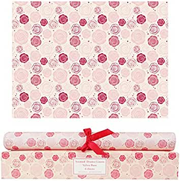 Annabel Trends Scented Fragrance Drawer Liners 6 Liners Per Pack 14 Options