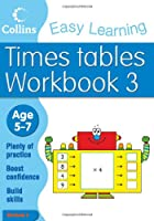 Times Tables Workbook 3. Ages 5-7 (Collins Easy Learning Age 5-7)