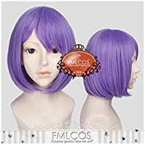 耐熱コスプレウィッグ 山田くんと7人の魔女 小田切 寧々(おだぎり ねね) かつら cos wig  sunshine onlineが販売+おまけ