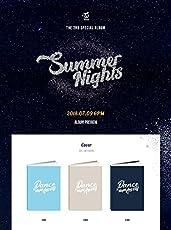 TWICE - SUMMER NIGHTS SET[セット][2ND SPECIAL ALBUM][初回ポスター丸めて発送][韓国盤][MEGAKSHOP特典付] [並行輸入品]