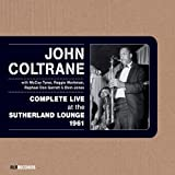 COMPLETE LIVE - AT THE SUTHERLAND LOUNGE 1961