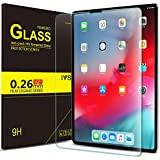 Apple iPad pro 11 inch 2018 Screen Protector Glass(Improved Version), IVSO Premium 9H Hardness HD Tempered-Glass Film Screen Protector for Apple iPad pro 11 inch 2018 Tablet, 1 Pack