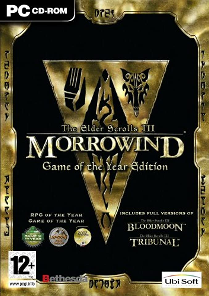 どういたしまして材料なるThe Elder Scrolls III: Morrowind Game of the Year Edition (輸入版)