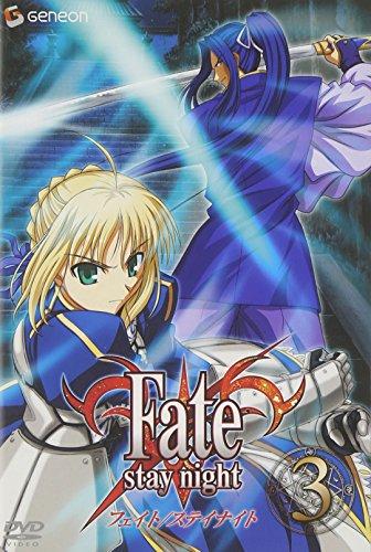 Fate/stay night 3 [DVD]の詳細を見る