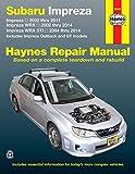 ヘインズ刊「スバル インプレッサ WRX (2002〜2014年モデル)」整備マニュアル