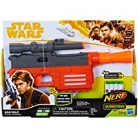 Nerf Star Wars Nerf Han Solo Blaster ナーフスターウォーズナルフハンソロブラスター [並行輸入品]