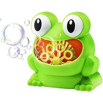 バブルマシン シャポン玉 電動 子供おもちゃ シャンボン玉 誕生日/結婚式でも適用