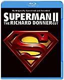 スーパーマンII リチャード・ドナーCUT版(初回生産限定スペシャル・パッケージ) [Blu-ray] / クリストファー・リーブ, ジーン・ハックマン, マーゴット・キダー (出演); リチャード・ドナー (監督)