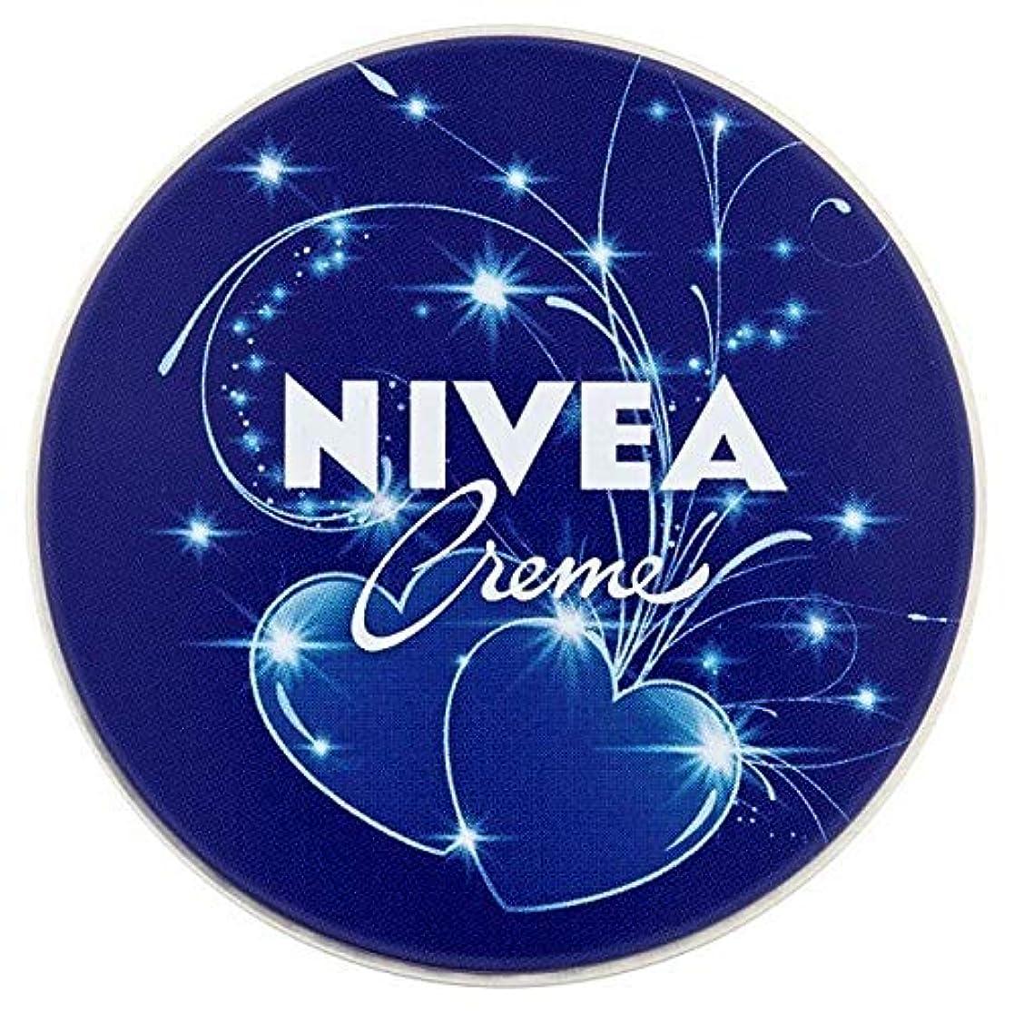 突き出す天井読む[Nivea ] ニベアクリーム錫30ミリリットル - Nivea Creme Tin 30ml [並行輸入品]
