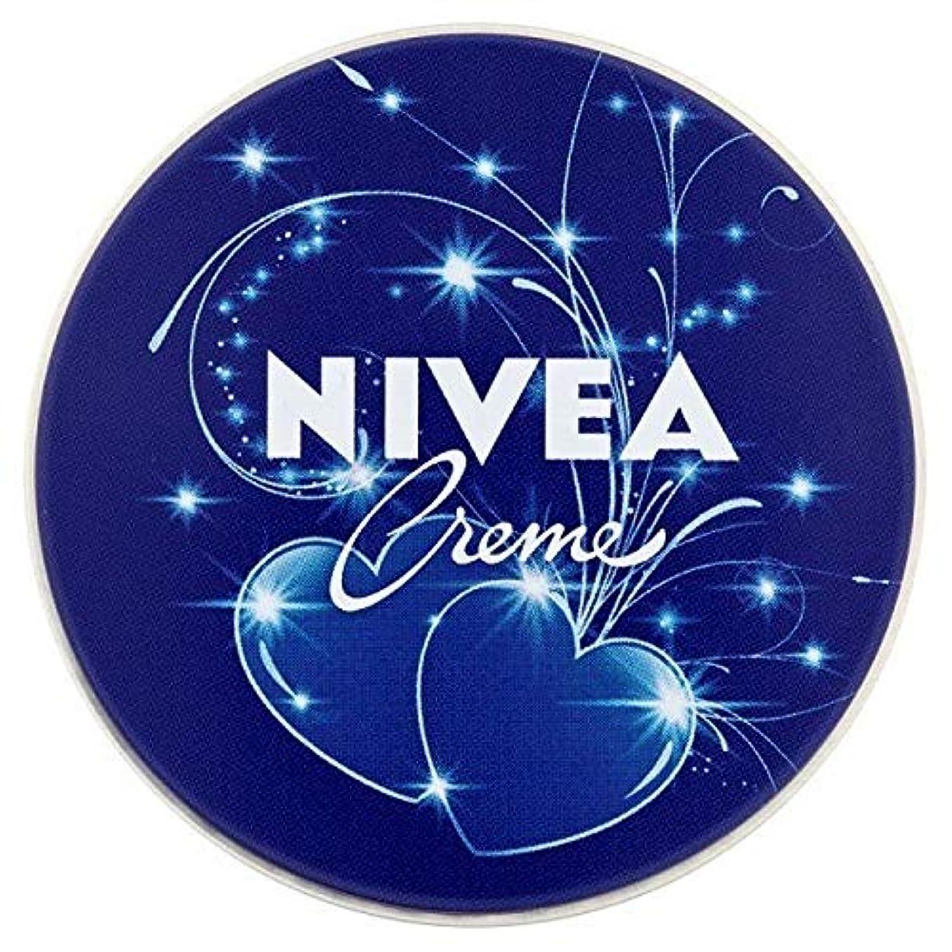混乱させるずんぐりした[Nivea ] ニベアクリーム錫30ミリリットル - Nivea Creme Tin 30ml [並行輸入品]