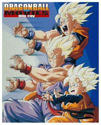 DRAGON BALL THE MOVIES Blu-ray ♯01