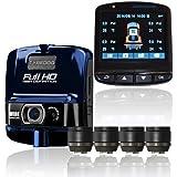 タイヤドッグ 高画質 フルHD ドライブレコーダー Gセンサー タイヤ空気圧温度測定 センサー TPMS TD5307A td5307