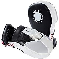 (アワンキー) Aoneky パンチングミット ボクシング グローブ プロ 耐衝撃 練習 トレーニング 左右1セット
